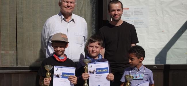 Vier Medaillen bei den Tiroler Jugendmeisterschaften